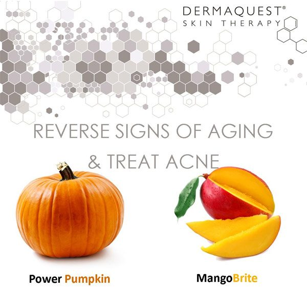 Dermaquest Mango and Pumpkin peel Skin Renewal