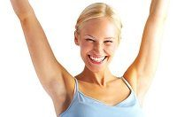 Wave goodbye to flabby arms!