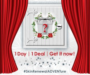 Skin Renewal's Advent Calendar