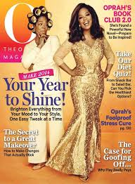 O Magazine - Adventures Beauty