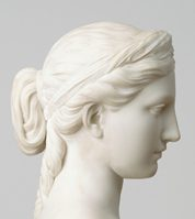 Perfect Profile of a Greek Goddess!